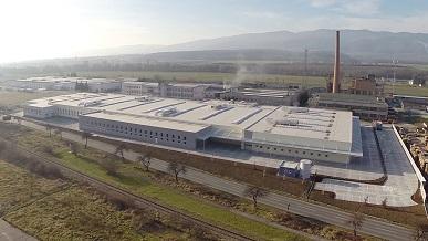 Výrobní haly Slovaktual