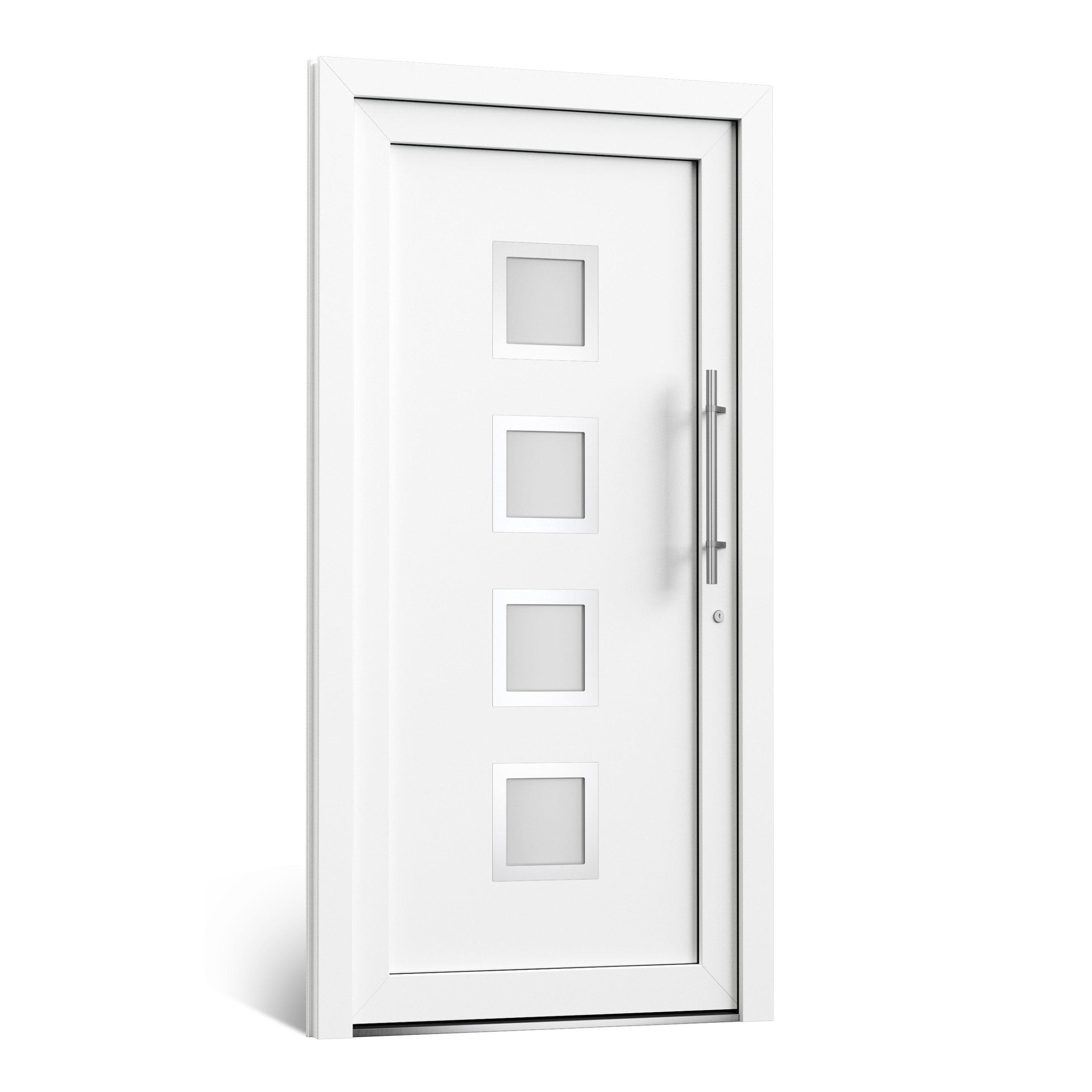 Vchodové dvere 305 s vloženou výplňou