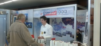 Smluvní prodejci společnosti SLOVAKTUAL s.r.o. a regionální výstavy