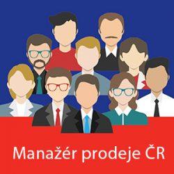 Manažér predaja pre Českú republiku