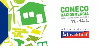 Hliníková a plastová okna na CONECO 2018