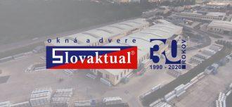 Video. Takto vypadá Slovaktual 30 let od založení