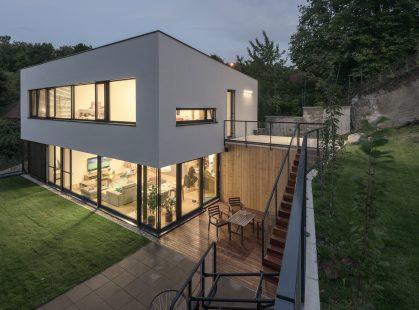 Dom na Devíne s hliníkovými oknami Slovaktual